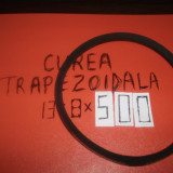 Curea distributie, Universal - CUREA TRAPEZOIDALA 13X8X500, MASINA, UTILAJ, MOTOR, APARAT, BETONIERA
