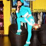 Costum dama, Costum cu pantaloni, Turcoaz - Compleu marca Sic Moda