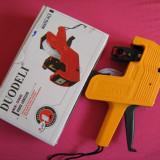 Pistol cu silicon - PISTOL de pus PRETURI sau DATA . Ajuta la punerea preturilor pe produse