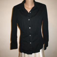 Camasa Dolce Gabbana Jeans 100% originala - Camasa dama, Marime: S/M, Maneca lunga, Universala, Negru, Bumbac