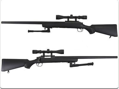 Pusca Remington M700 aer comprimat, LEGALA 100%-Fara Autorizare, F.PUTERNICA, Full METAL, Sniper airsoft,pistol+ Super BONUS in Val. de 90 Lei  !!! foto