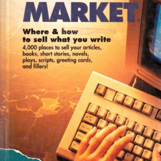 WRITER'S MARKET 1993 dE MARK KISSLING (IN LIMBA ENGLEZA) - Carte Literatura Engleza