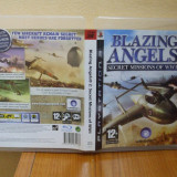 Blazing Angels 2: Secret Missions of WWII  (PS3) (ALVio)  (SCHIMB )