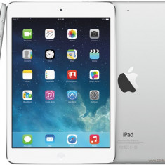 Vand Apple iPad Air 64GB WiFi + 4G, 4G, 4G, SIGILATE, Garantie 12 luni, Silver White - Tableta iPad Air Apple, Argintiu