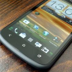 HTC One S + Husa + Suport de Masina - Telefon mobil HTC One S, Neblocat