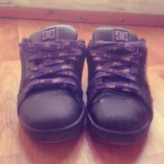 Shoesi DC - Adidasi dama Dc Shoes, Marime: 37, Culoare: Negru