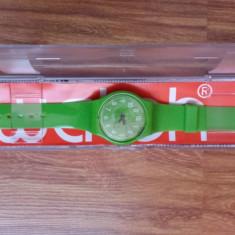 Ceas Swiss Swatch, nou, cutie -produs original garantat - Ceas dama