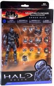 Halo Reach Series 5 Spartan Single Unit Figures foto