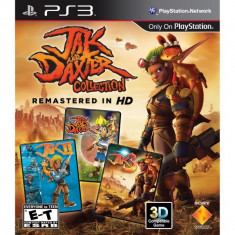 PE COMANDA Jak and Daxter Trilogy HD Collection PS3 - Jocuri PS3 Sony, Actiune, 3+, Single player