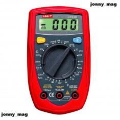 Aparat de Masura PROFESIONAL marca UNI-T UT33B (ORIGINAL) - Multimetre