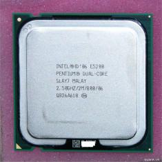 INTEL DUAL CPU E5200 2x2.50GHZ 2MB CACHE + PASTA CADOU, GARANTIE 12 LUNI - Procesor PC, Intel, Intel Pentium Dual Core, Numar nuclee: 2, 2.5-3.0 GHz, LGA775