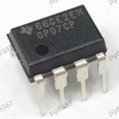 OP07CP, amplificator operational - 003340