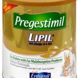 Lapte praf total hidrolizat ( Pregestimil Lipil )