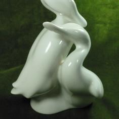 Arta Ceramica - TANDRETE - BIBELOU DE PORTELAN - VINTAGE - MARCA DE PRESTIGIU - ROYAL DUX BOHEMIA - CSECHOSLOVAKIA - PIESA DE COLECTIE