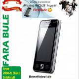 Folie de protectie Samsung C6712 Duos CLEAR MONTAJ iNCLUS in Pret !!!LICHIDARE DE STOC!!!