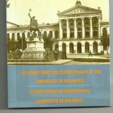 ROMANIA 10 LEI 2014, 150 ani infiin Universitatii Bucuresti, AG, Certif BNR - Moneda Romania