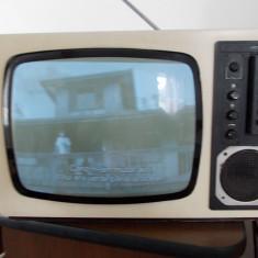 TELEVIZOR SPORT ITC 500T, PENTRU EXPORT 220 V SI LA 12 VOLTI EXTREM DE RAR ! - Televizor CRT