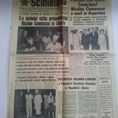 Ziar Scanteia 6 martie 1974