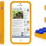 Carcasa Iphone 5 Silicon Lego