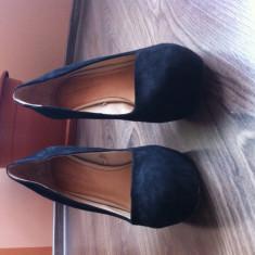 Pantofi dama Zara - Pantof dama Zara, Marime: 41, Culoare: Negru, Negru