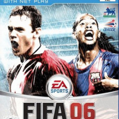 Jocuri PS2 Ea Sports, Sporturi, 3+, Multiplayer - FIFA 06 - Joc ORIGINAL - PS2
