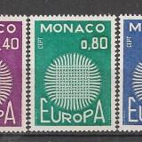 Monaco.1970 EUROPA AB.449 - Timbre straine