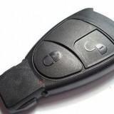 Cheie carcasa Mercedes 2 butoane - Carcasa cheie