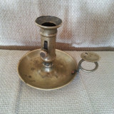 Metal/Fonta - Sfesnic vechi din alama / bronz, sec XIX.