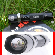 LANTERNA POLICE LED