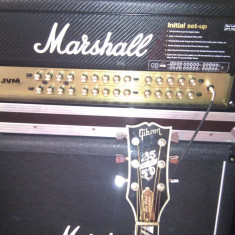Amplificator Marshall JVM 410H + cutie Thon dedicata - Amplificator Chitara