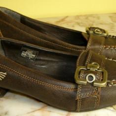 Pantofi dama marca Dockers marimea 38 locatie raft ( 35 / 9 ), Marime: 38, Maro