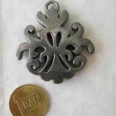 Interesant si Vechi Medalion Vintage deosebit simbol regal