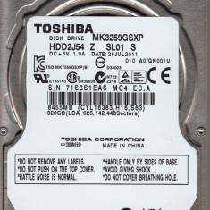 HDD laptop Toshiba tooshiba 320 gb 5400 rpm