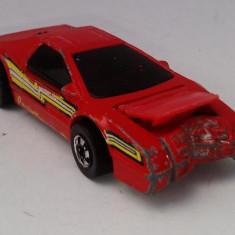 Macheta HOT WHEELS Crack - ups, Crisser Pontiac, fabricat in Hong Kong, 1983 - Macheta auto