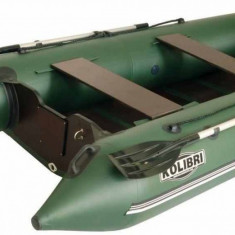 Barca pneumatice - Kolibri 300D barca pneumatica cu chila gonflabila