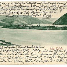 583 - L i t h o, Island ADA - KALEH - old postcard - used - 1899 - Carte Postala Oltenia pana la 1904, Circulata, Printata