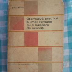 Gramatica practica a limbii romane cu o culegere de exercitii - Certificare