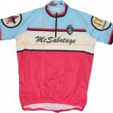 Tricou ciclism TEASPO Sportwear, tesatura fagure (S) cod-168815