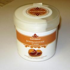 Remediu din plante - Crema pt varice - CASTANE - 250 ml - dureri de picioare - varice - oboseala - GERMANIA - 2+1 gratis toate produsele la pret fix - SAL