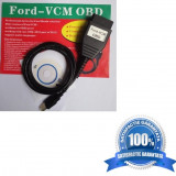 Interfata diagnoza tester scanner FOCOM - Ford Vcm OBD -GARANTIE 6 LUNI - Interfata diagnoza auto