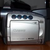 Camera video Canon MV700 pal, Mini DV, CCD, Sub 10x, Intre 2 si 3 inch