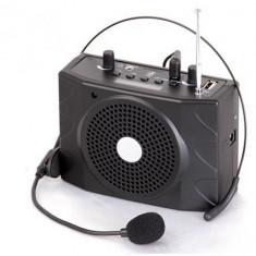 Amplificator cu statie de microfon, radio M001 - Amplificator audio