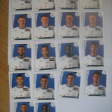 PANINI - Champions League 2009-2010 / FC Zurich (18 stikere) - Colectii
