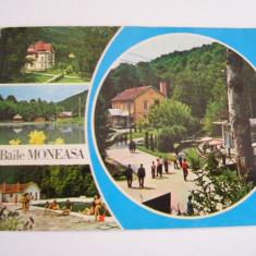 Carti Postale Romania dupa 1918, Necirculata - RC - BAILE MONEASA 3