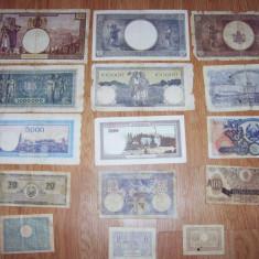 Bancnote Romanesti, An: 1944 - Bancnote vechi