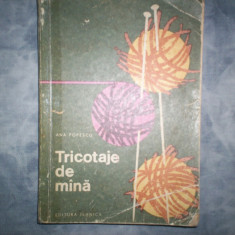 Carte tehnica - TRICOTAJE DE MANA ANA POPESCU C1, 14