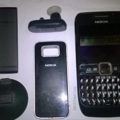 Telefon Nokia, Negru, Neblocat - Nokia E63, Nokia Bluetooth GPS Module, Accesorii