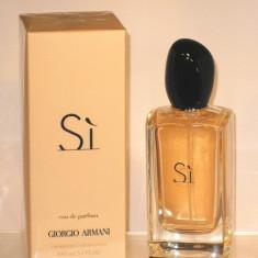 Armani Si Eau De Parfum pentru femei Made in France - Parfum femei Armani