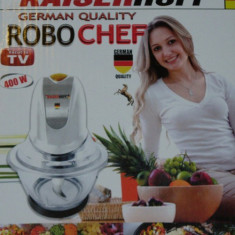 Robot Bucatarie, 300 W - Robot de bucatarie- RoboChef