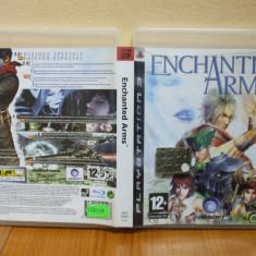 Enchanted Arms (PS3) (ALVio) + sute de alte Jocuri PS3 Ubisoft ( VAND / SCHIMB ), Actiune, 12+